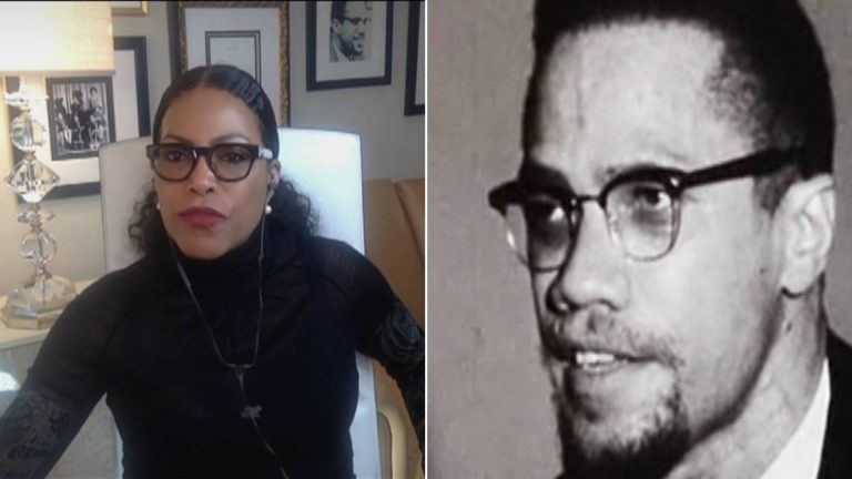 """Read more about the article """"We Want the Truth Uncovered"""": Malcolm X's Daughter Ilyasah Shabazz Backs New Probe into Assassination"""