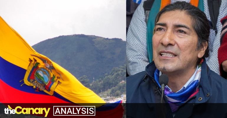 Read more about the article Socialist candidate leads in Ecuador elections, but run-off vote could mean a return to austerity