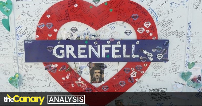 Read more about the article These are the MPs who stuck two fingers up at Grenfell victims