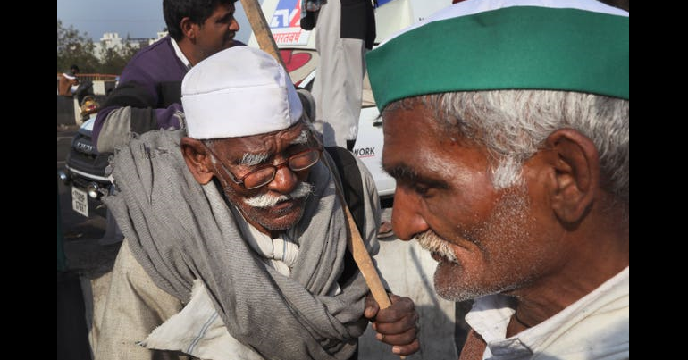 Read more about the article Indian farmers plan nationwide three-hour blockade of major roads