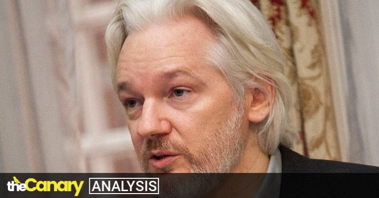 Read more about the article Setback for Assange prosecution appeal after intervention by former government minister