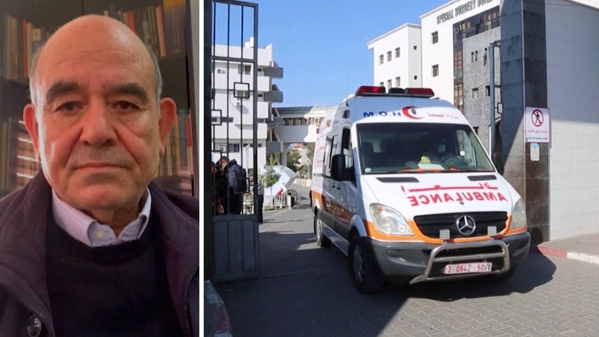 Read more about the article Raji Sourani: Gaza Faces COVID Crisis as Israel Withholds Vaccines While Imposing Inhumane Blockade