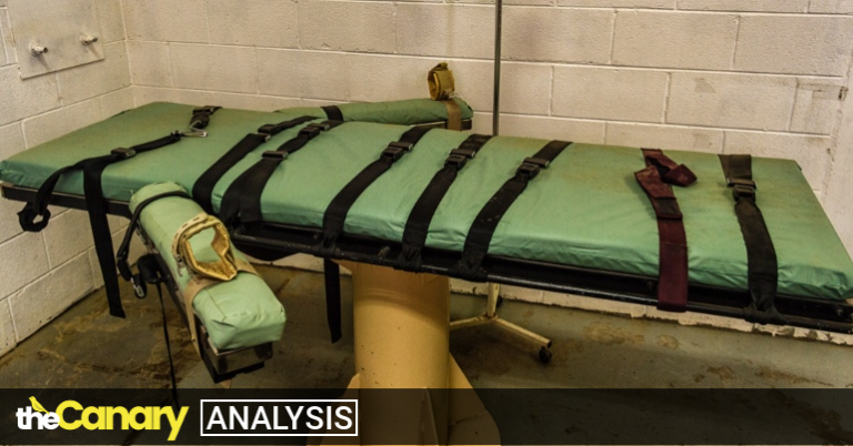 Read more about the article The first southern US state abolishing the death penalty should give pause to British politicians and lawmakers