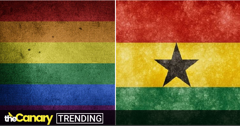 Read more about the article Politicians and religious groups are fuelling homophobic attacks on Ghana's LGBTQI+ community