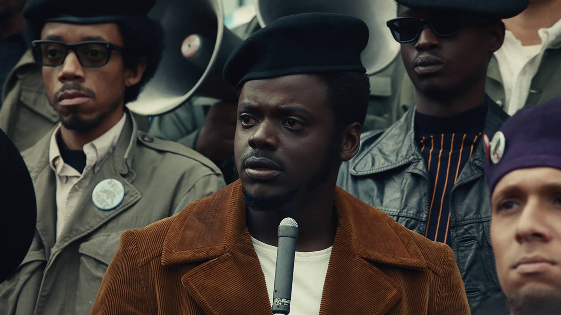 """Read more about the article """"Judas and the Black Messiah"""" Director Shaka King on Fred Hampton, the Black Panthers & COINTELPRO"""