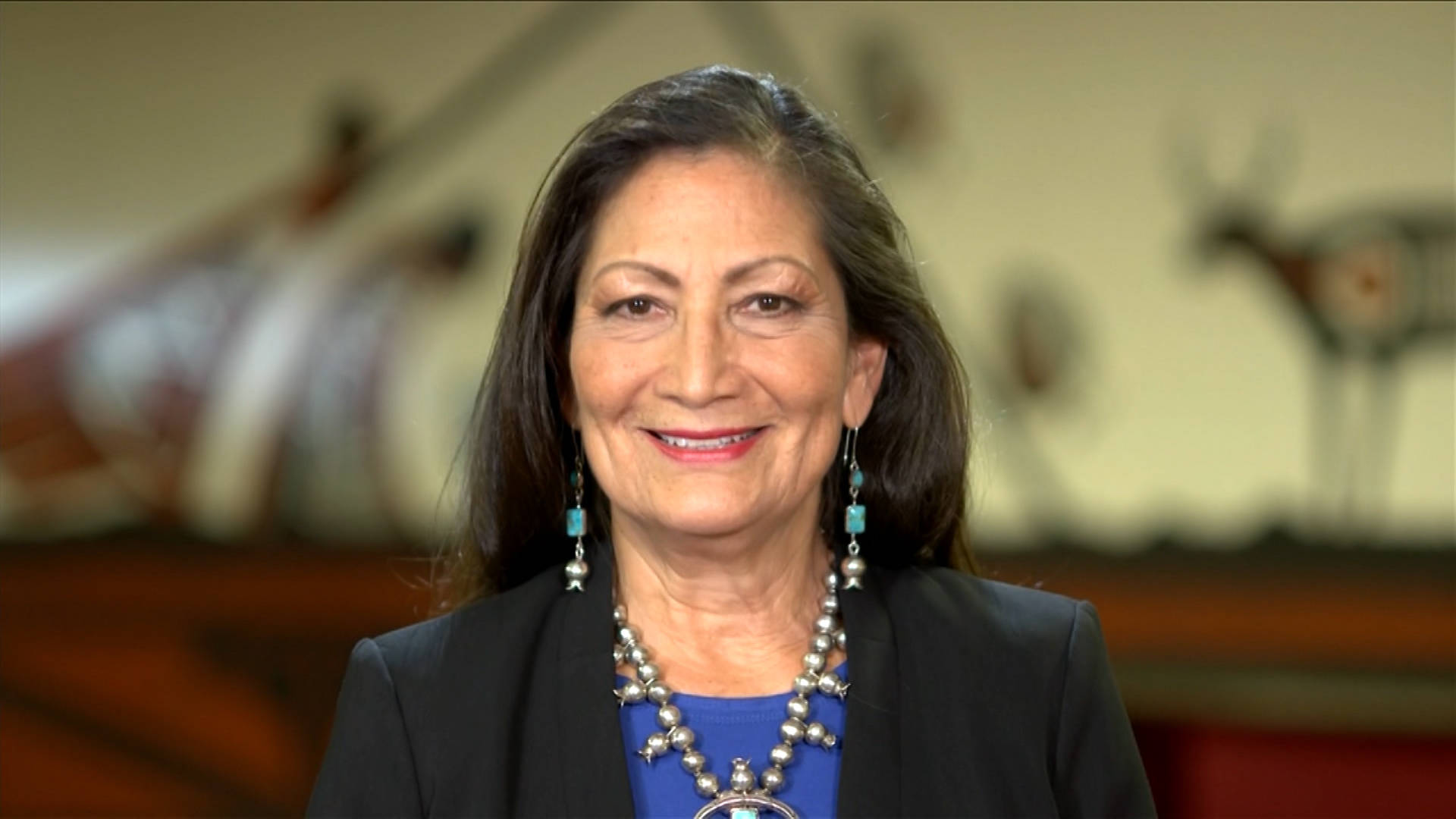 Read more about the article Pro-Fossil Fuel Senators Grill Deb Haaland as She Bids to Become First Indigenous Cabinet Secretary
