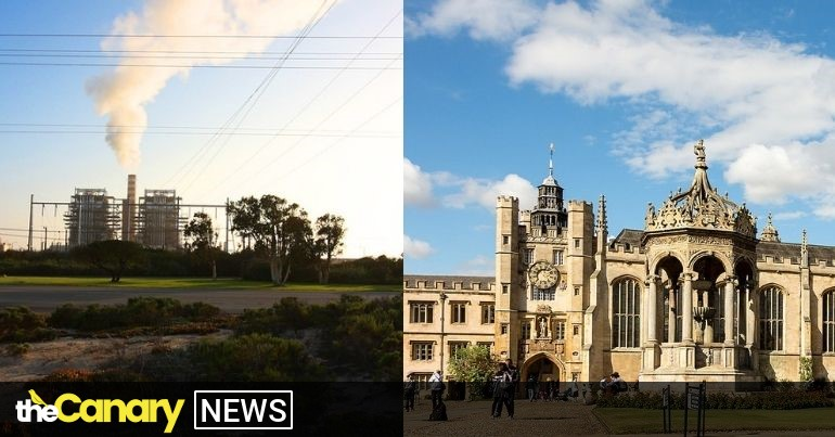 Read more about the article Victory for campaigners as richest Cambridge college promises to divest from fossil fuels