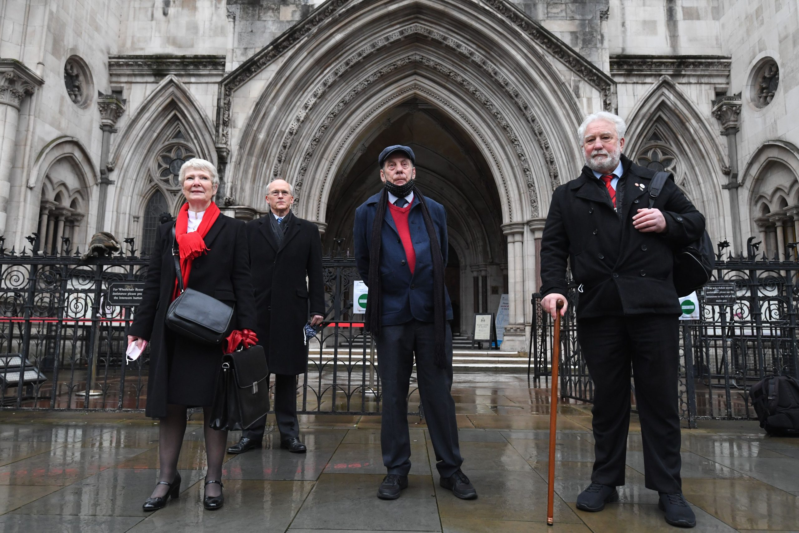 You are currently viewing Court of Appeal overturns members of the Shrewsbury 24's convictions
