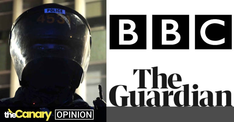 Read more about the article The mainstream media lied about the Bristol protests