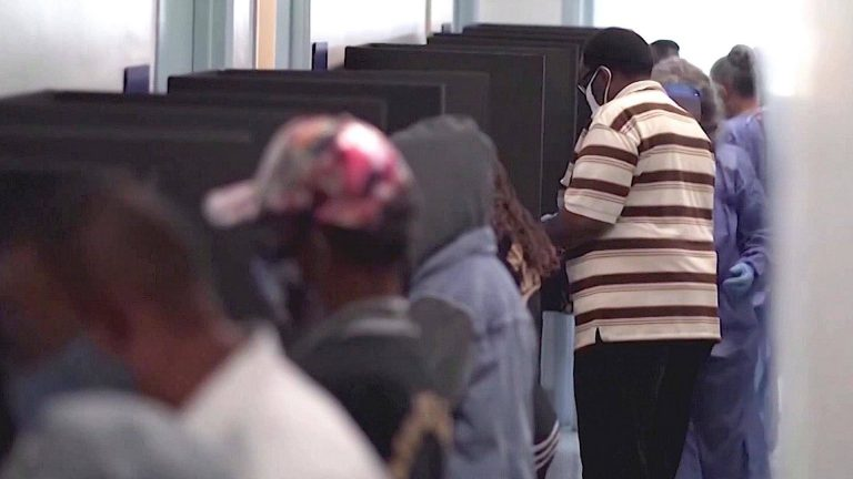 Read more about the article A New Form of Jim Crow: Ari Berman on the GOP's Anti-Democratic Assault on Voting Rights