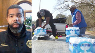 Read more about the article Jackson Mayor Demands Help After Month-Long Water Crisis Amid Pandemic, Racism, Broken Infrastructure