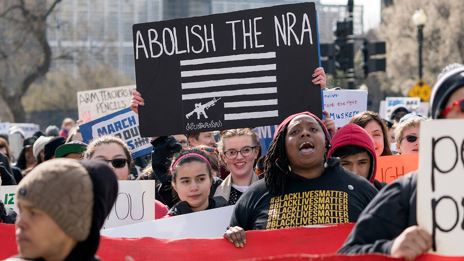 Read more about the article How the NRA's Radical Anti-Gun Control Ideology Became GOP Dogma & Still Warps Debate