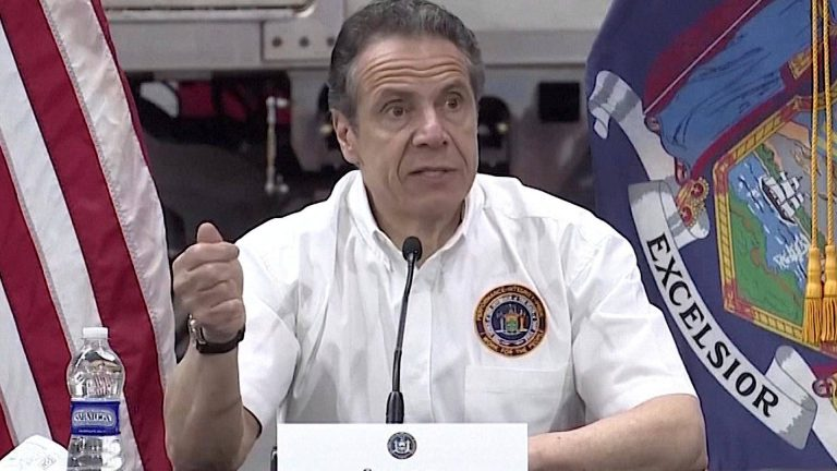 Read more about the article Cuomo Must Go: Calls Grow to Remove NY Governor over COVID Nursing Home Cover-up & Sexual Harassment