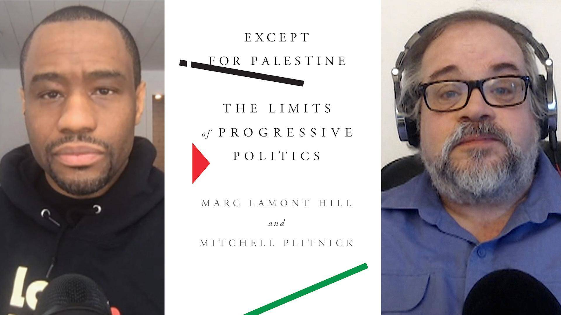 """Read more about the article Marc Lamont Hill & Mitchell Plitnick on ICC Probe & the """"Palestine Exception"""" in Progressive Politics"""