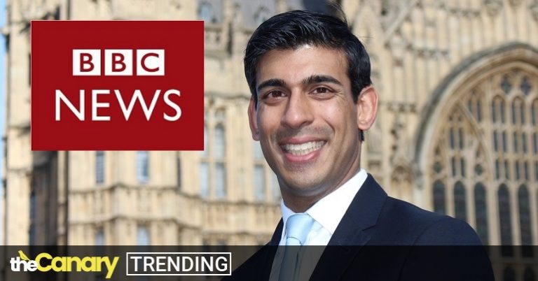 Read more about the article Here's the BBC's most insidious bit of Rishi Sunak propaganda yet
