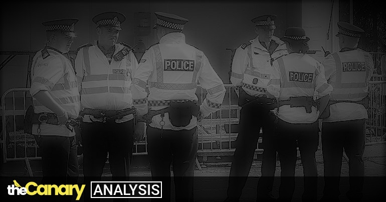 Read more about the article Horrifying research shows two cops a month commit violent or sexual offences against women and children