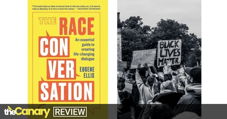 Read more about the article A new book is aiming to show how we can have 'life-changing' conversations about race