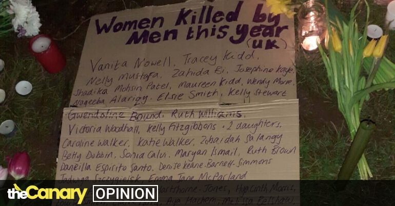 Read more about the article We need to grieve all women murdered by men. Not just those deemed worthy by the mainstream media.