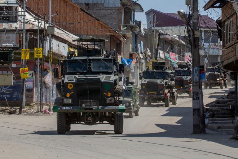 Read more about the article Teenager among five killed by Indian soldiers in Kashmir