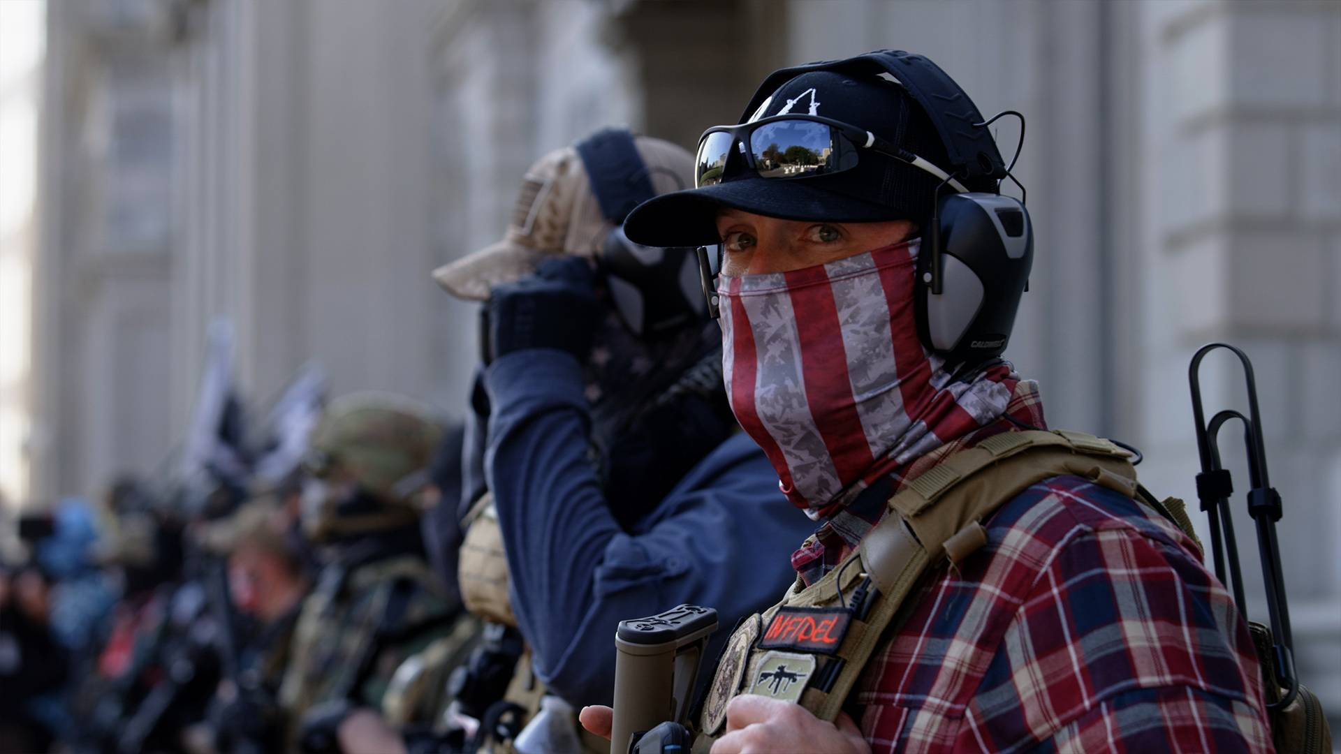 Read more about the article American Insurrection: Deadly Far-Right Extremism from Charlottesville to Capitol Attack. What Next?