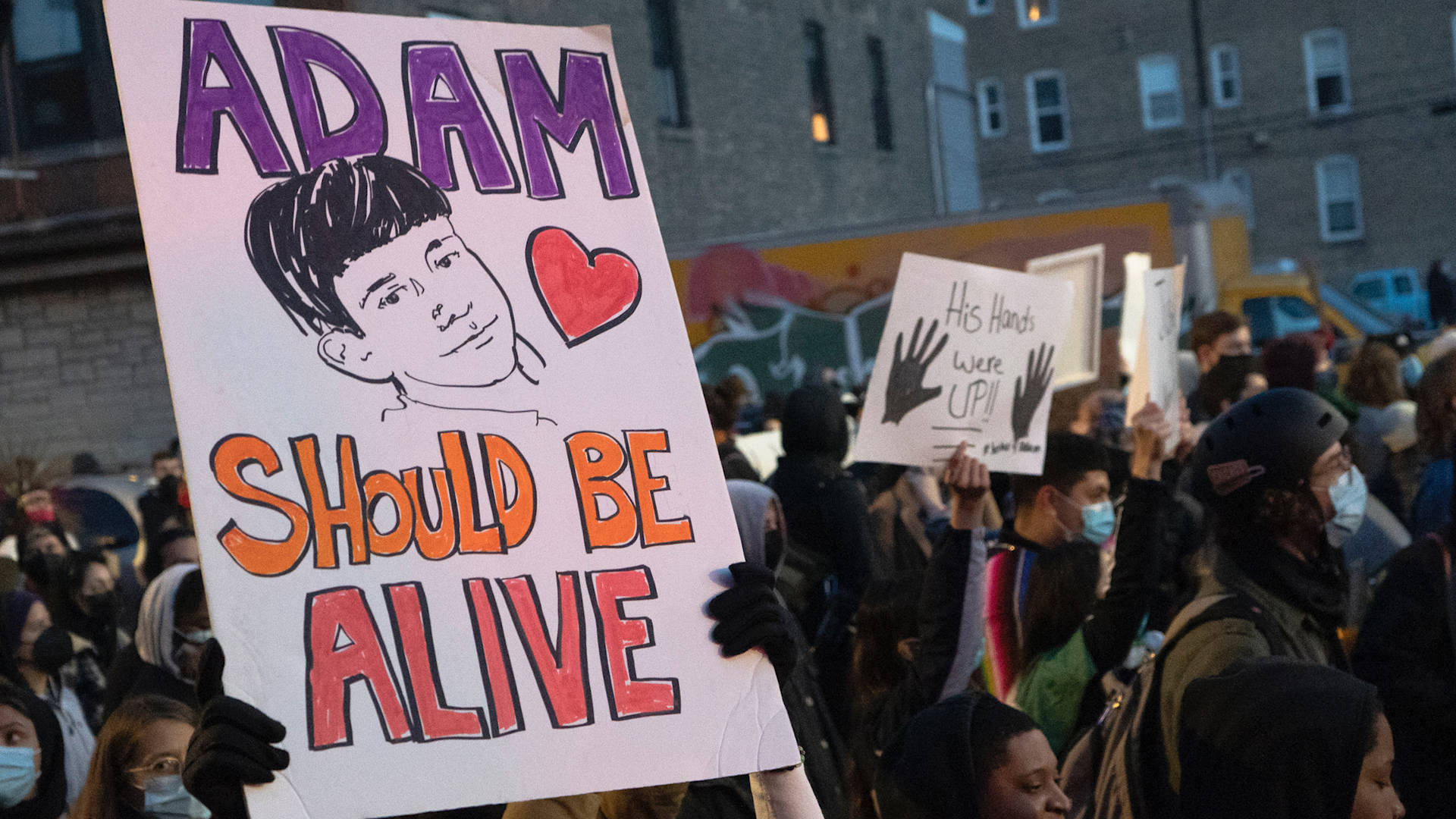 Read more about the article Cops Have Brutalized Chicago's Latinx Community for Decades; Adam Toledo, 13, Is the Latest Victim