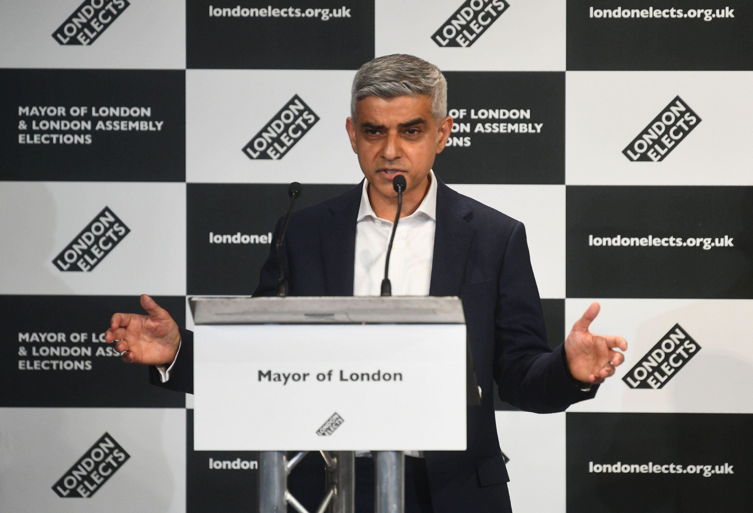 Read more about the article Sadiq Khan re-elected as Mayor of London