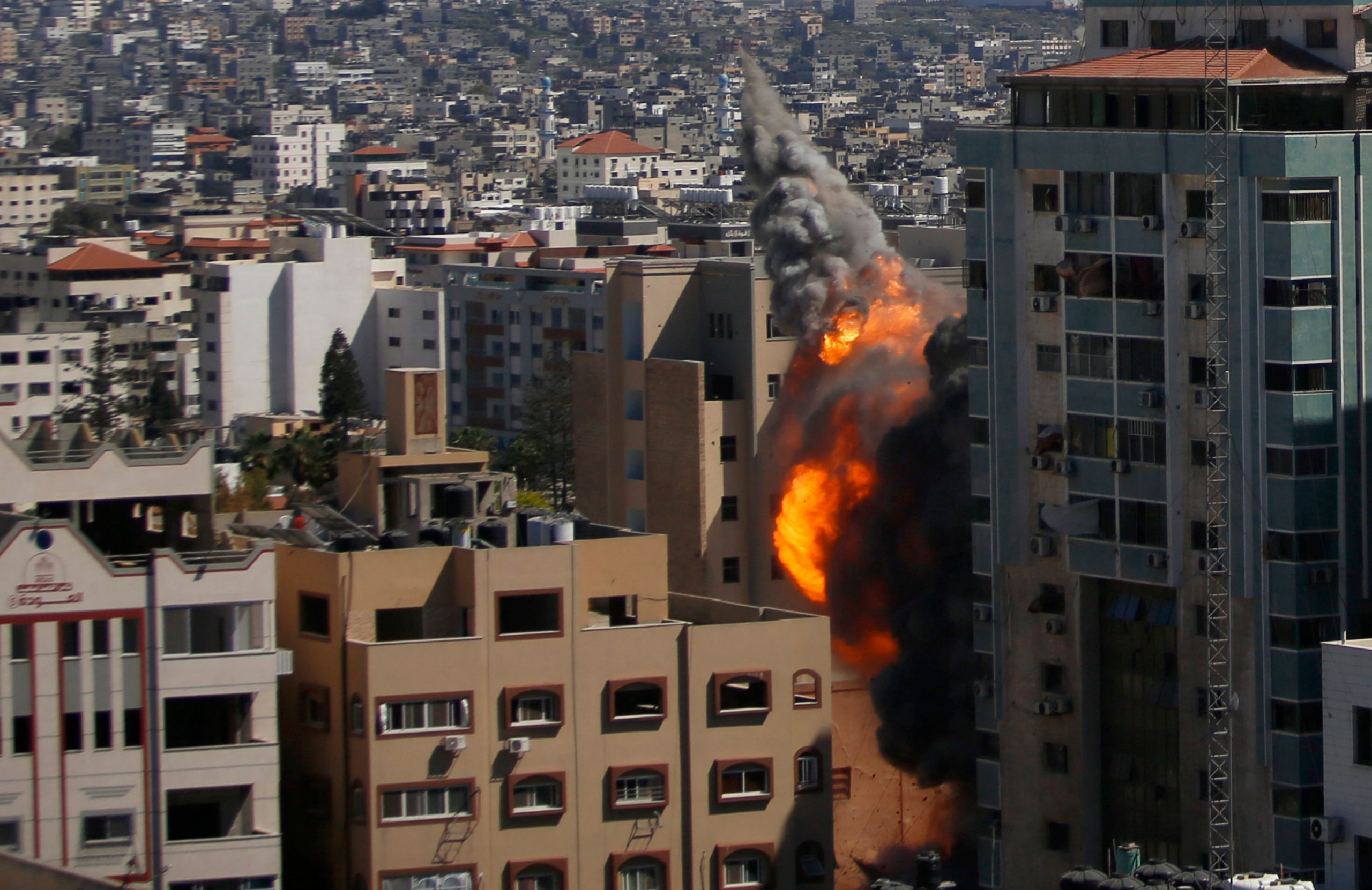 Read more about the article Israel's deadliest single attack kills dozens of people in Gaza