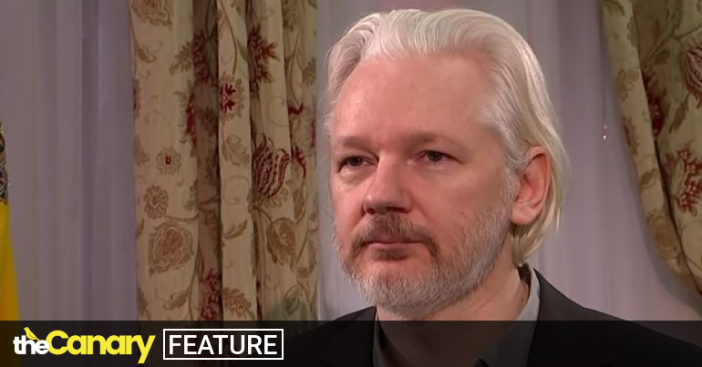 Read more about the article As the world celebrates Press Freedom Day, Julian Assange remains in Belmarsh prison