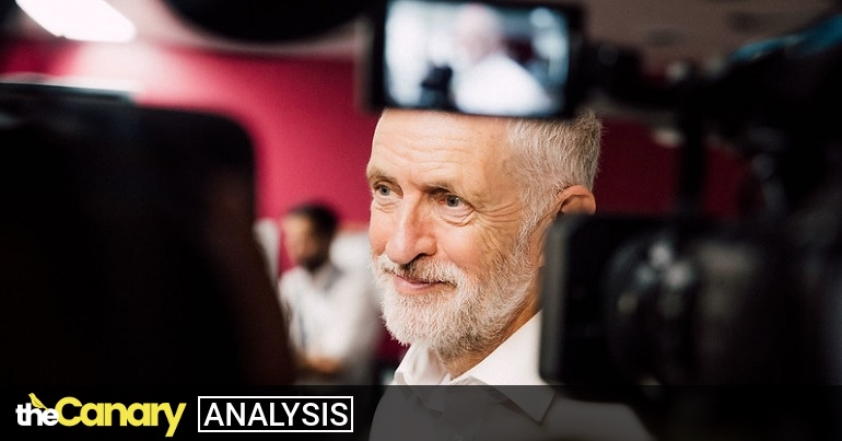 Read more about the article Jeremy Corbyn just nailed why the corporate media hate him