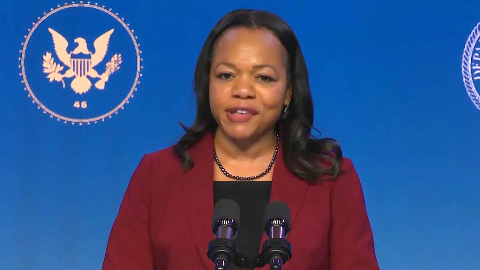 Read more about the article Republicans Oppose Kristen Clarke for Top Civil Rights Job at DOJ in Latest Attack on Voting Rights