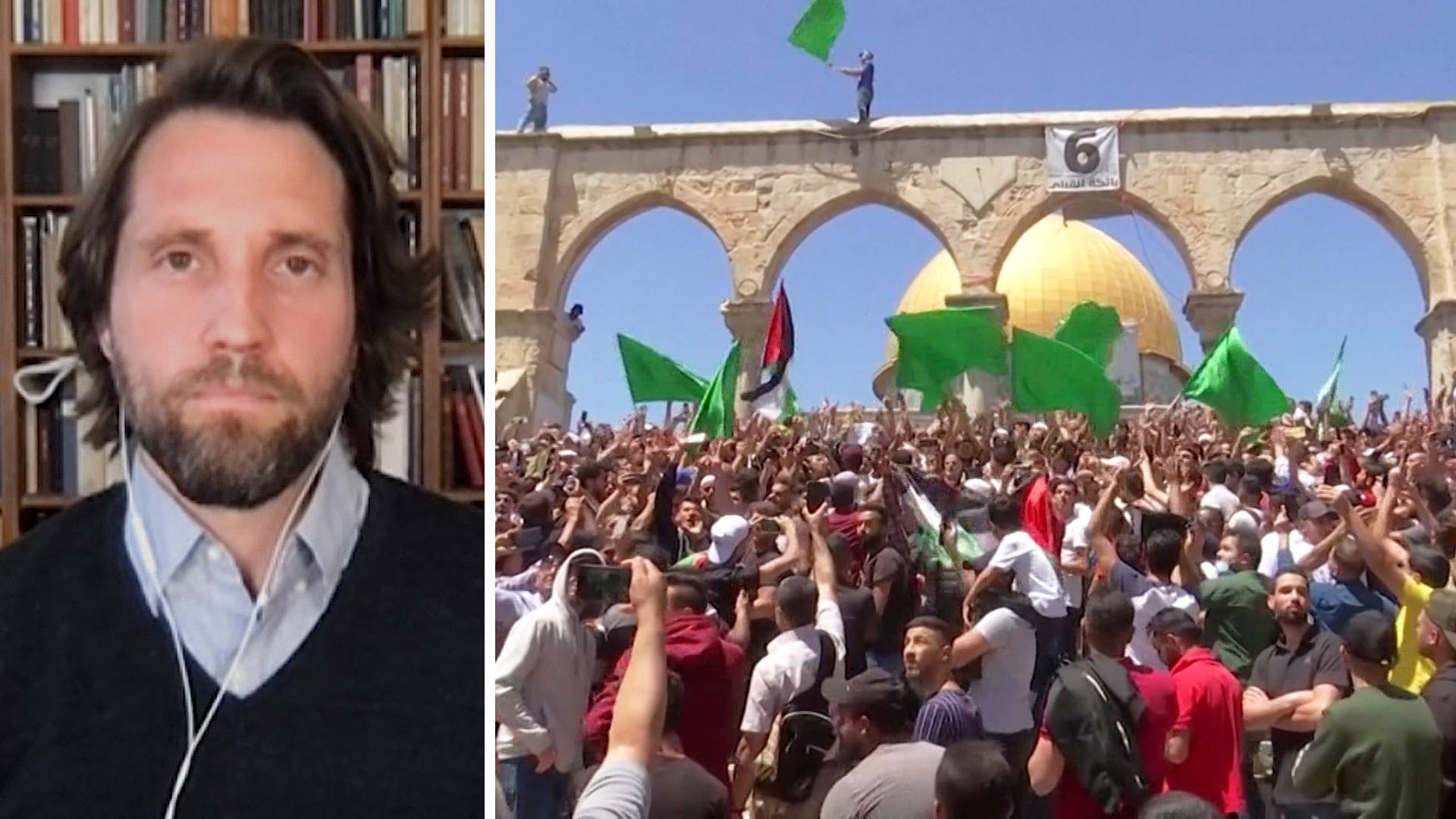 Read more about the article Nathan Thrall on the Historic Palestinian Uprising Against Israeli Control from the River to the Sea