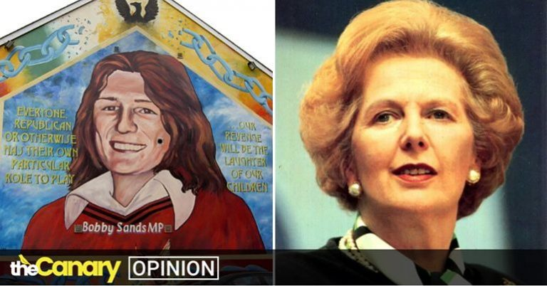 Read more about the article We should never forget Bobby Sands, nor the brutality of the Thatcher government in Ireland