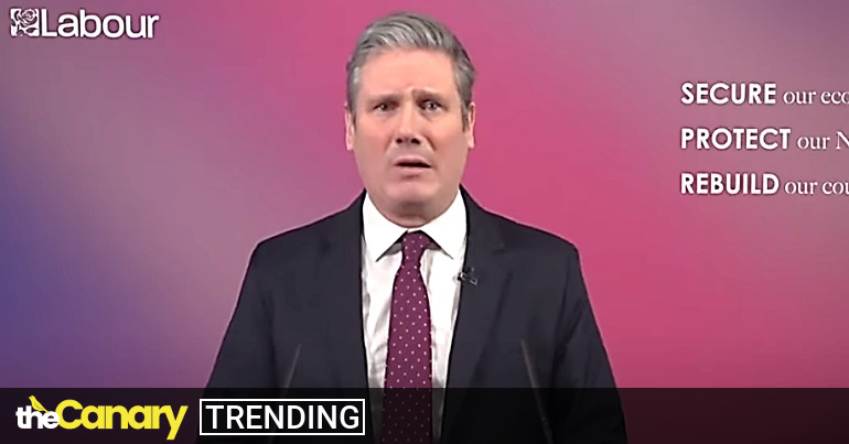 Read more about the article Election misery for Keir Starmer keeps piling up