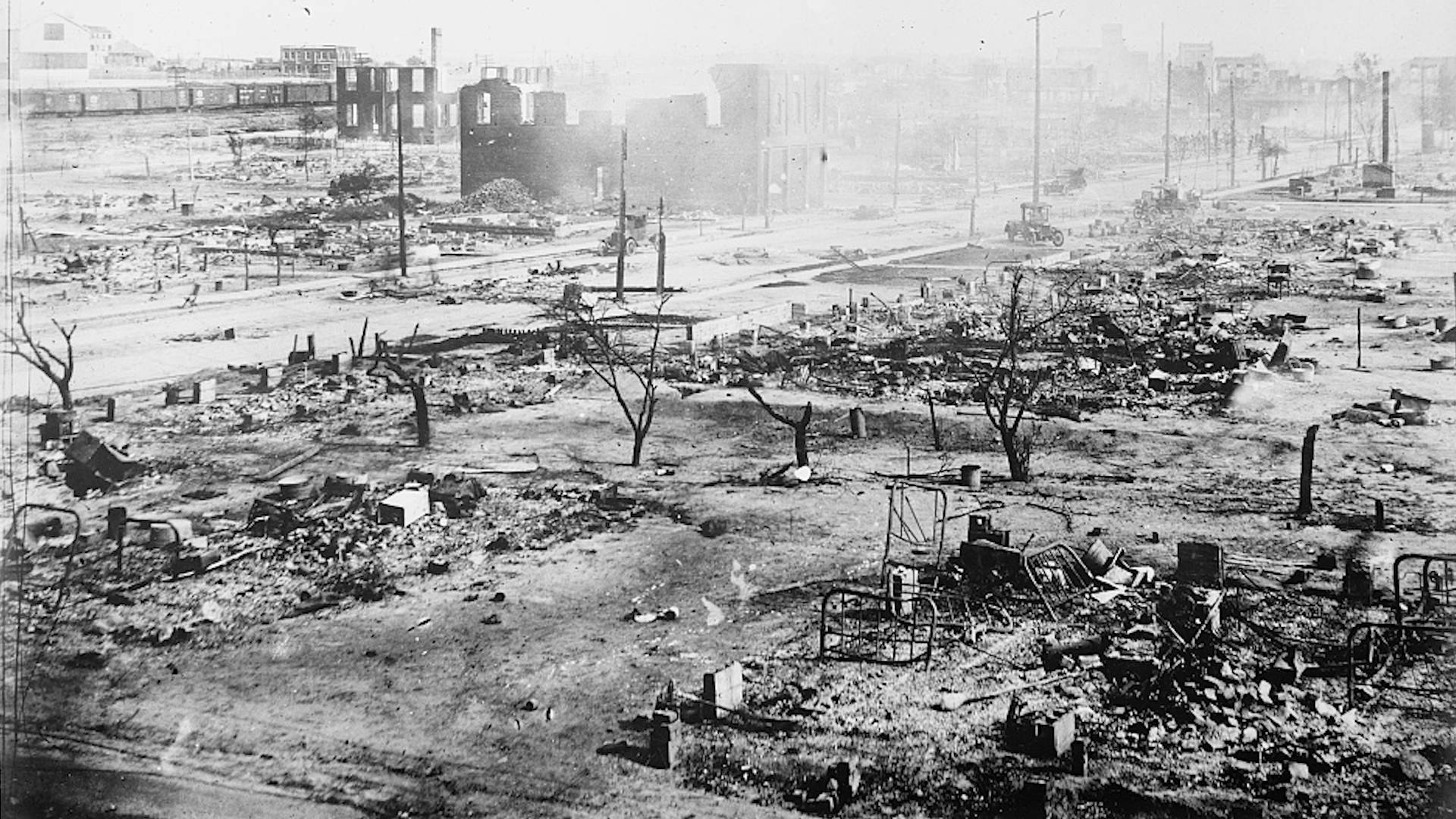 """You are currently viewing U.S. Marks 100th Anniversary of Tulsa Race Massacre, When White Mob Destroyed """"Black Wall Street"""""""