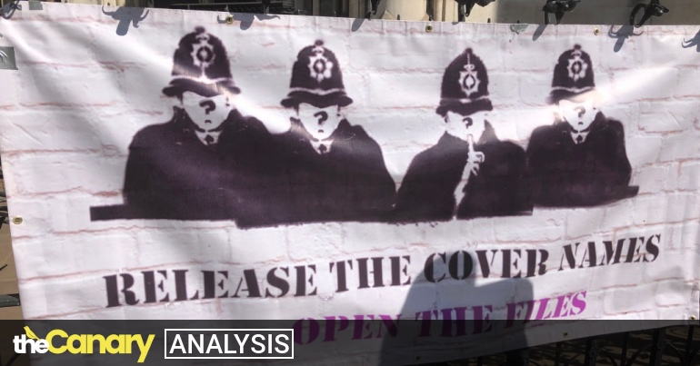 You are currently viewing The farcical spycops inquiry is a multi-million pound 'cover-up'