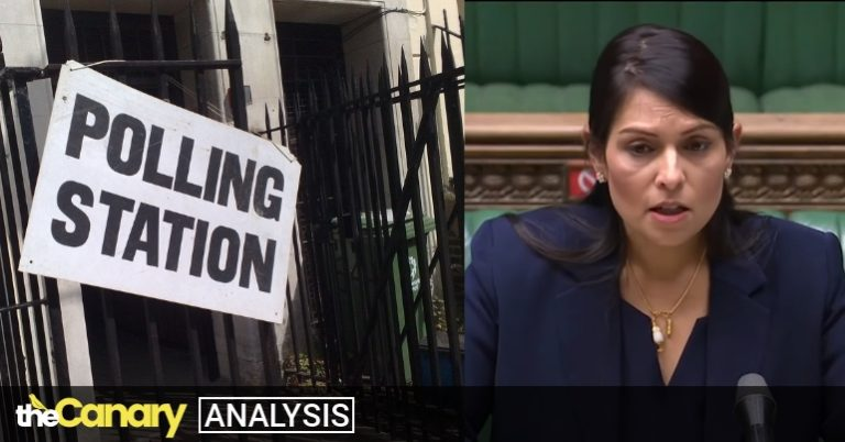 Read more about the article The UK's voting system is already broken but Priti Patel wants to make it worse