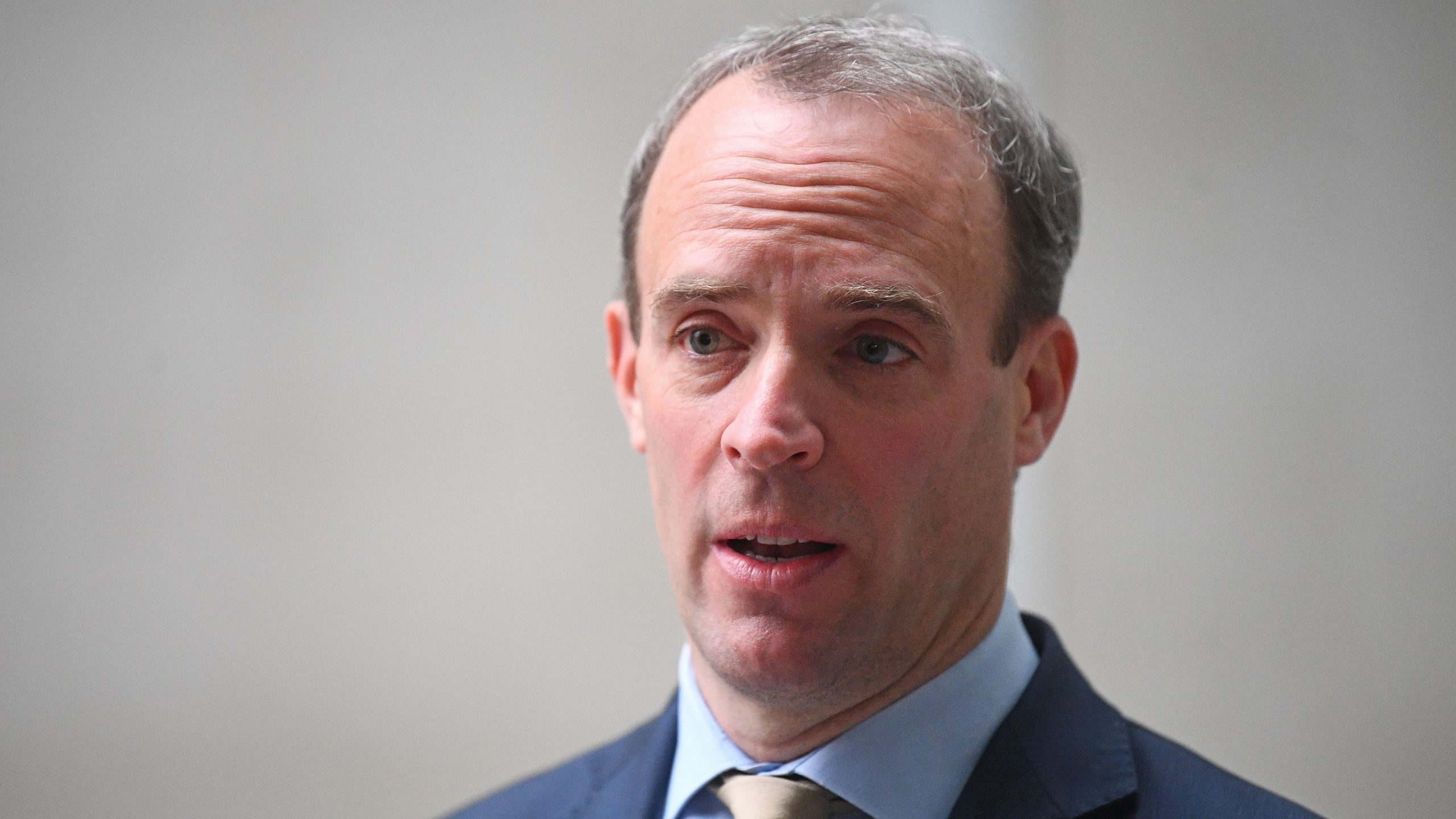 Read more about the article Foreign Secretary Dominic Raab's mobile number has been online for years