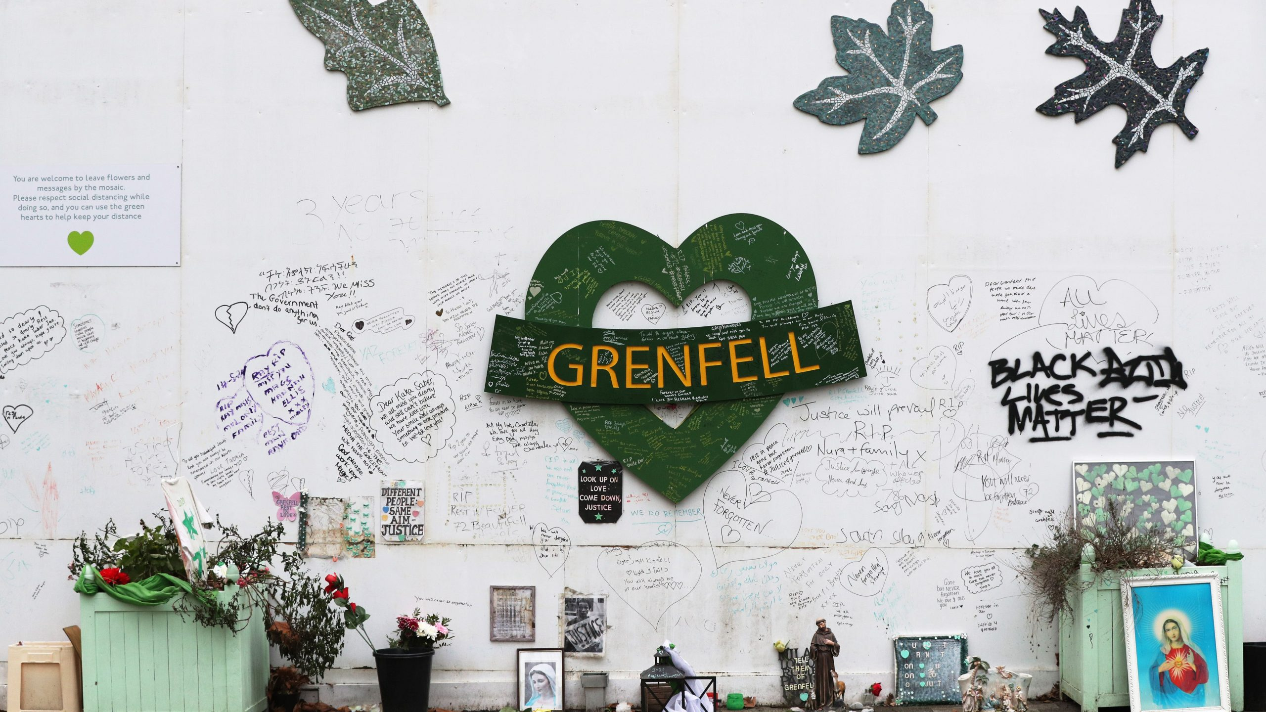 Read more about the article Grenfell smoke vents show 'incompetence and indifference' of management