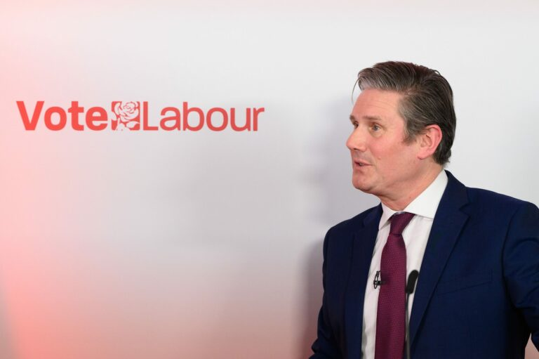 Read more about the article Keir Starmer hires ex-staffer accused of plotting Labour's loss in the 2017 election