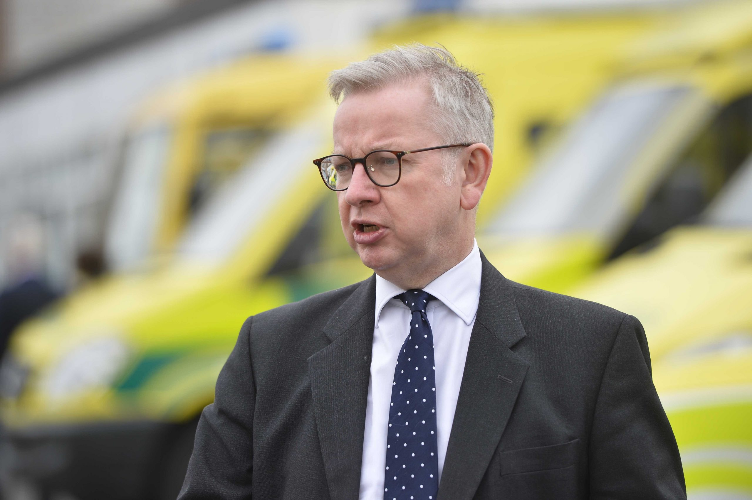 Read more about the article Labour calls for investigation into Michael Gove over Cabinet Office unit