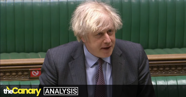 Read more about the article Boris Johnson misled parliament yet again – this time about the Delta variant