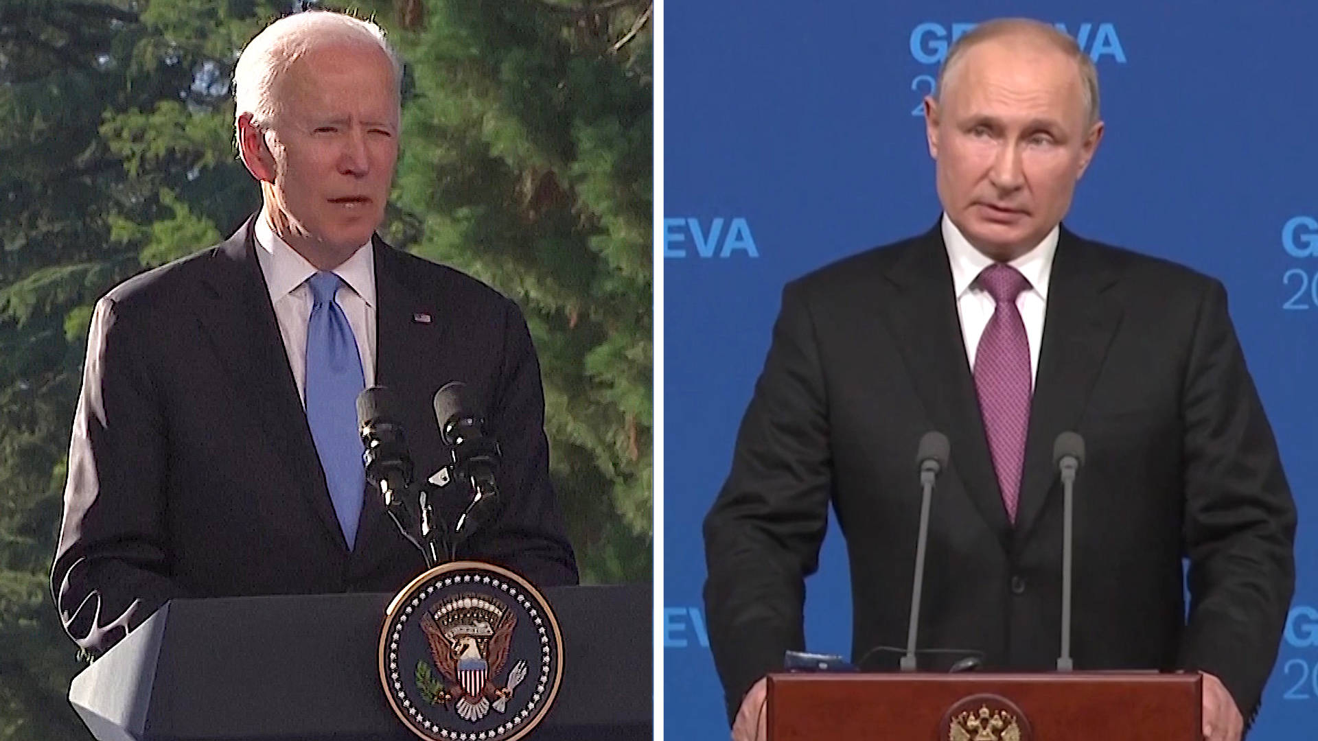 Read more about the article Biden and Putin Agree to Begin Work on Arms Control & Cybersecurity in Effort to Avoid New Cold War