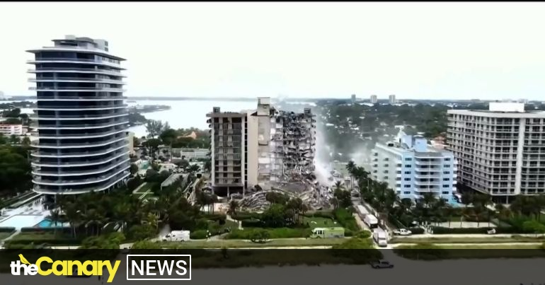 Read more about the article 'Major structural damage' had been identified years before Miami building collapsed