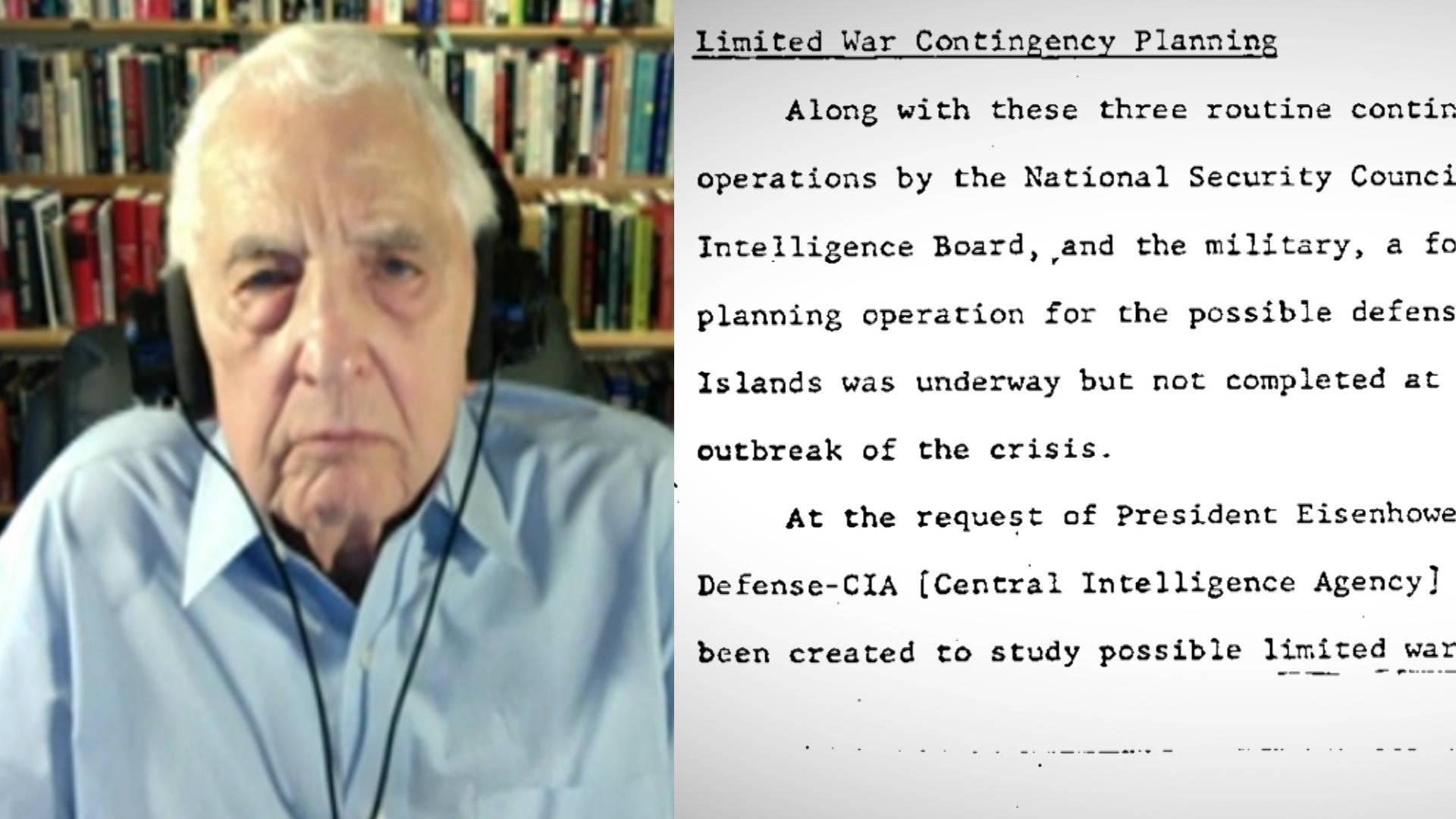 Read more about the article 50 Years After Pentagon Papers, Ellsberg Reveals U.S. Weighed 1958 Nuclear Strike on China over Taiwan