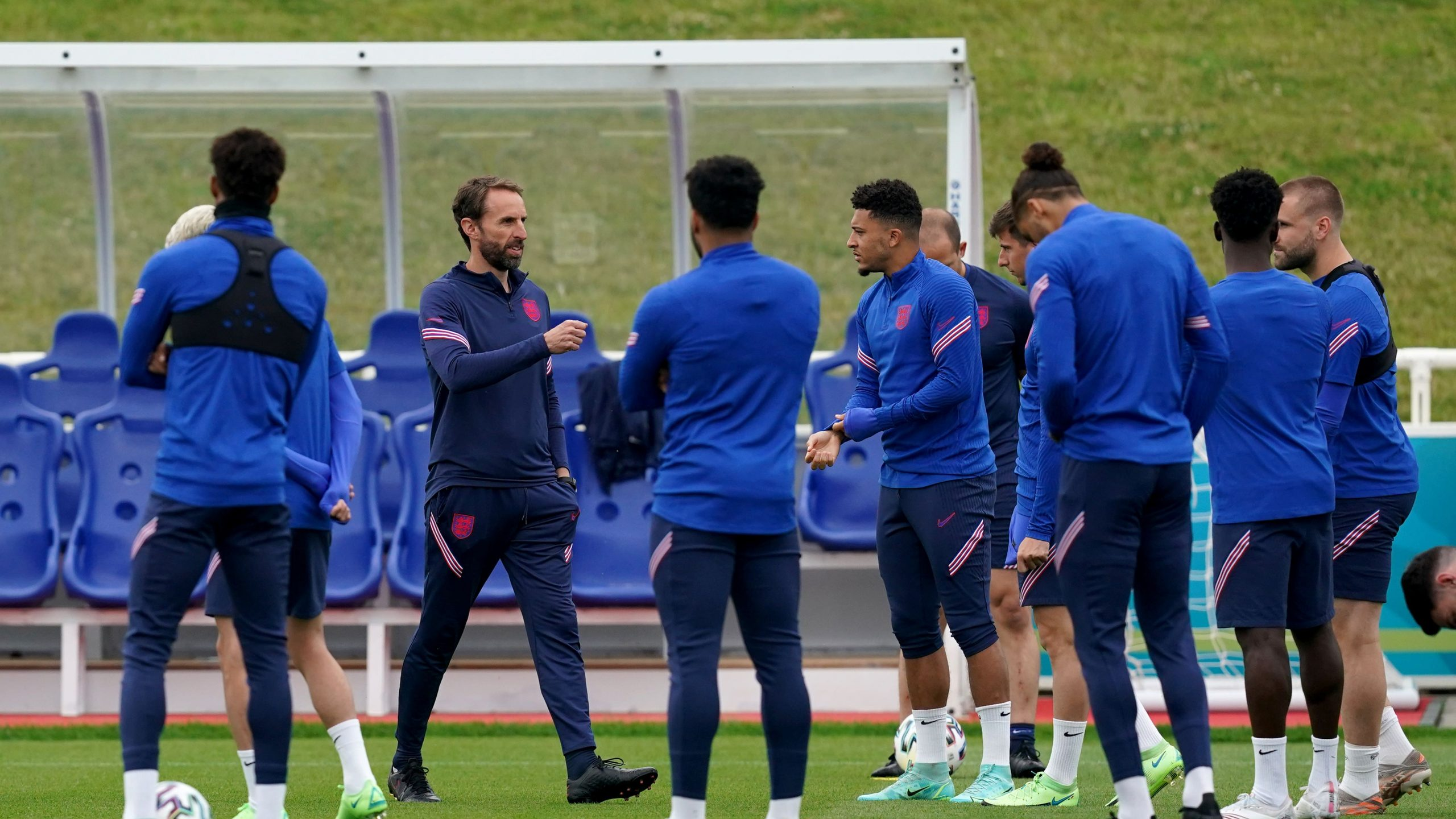 Read more about the article Southgate's socially conscious England squad sets an example for British society