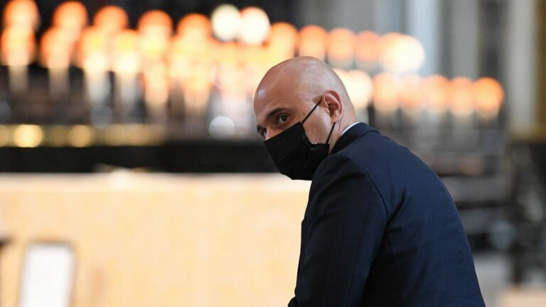 Read more about the article Bereaved criticise Sajid Javid for suggesting people have 'cowered' from coronavirus
