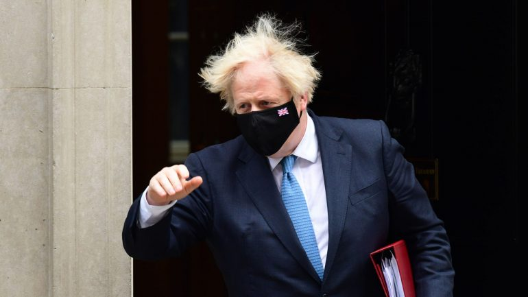 Read more about the article Boris Johnson escapes need to quarantine after meeting with Sajid Javid