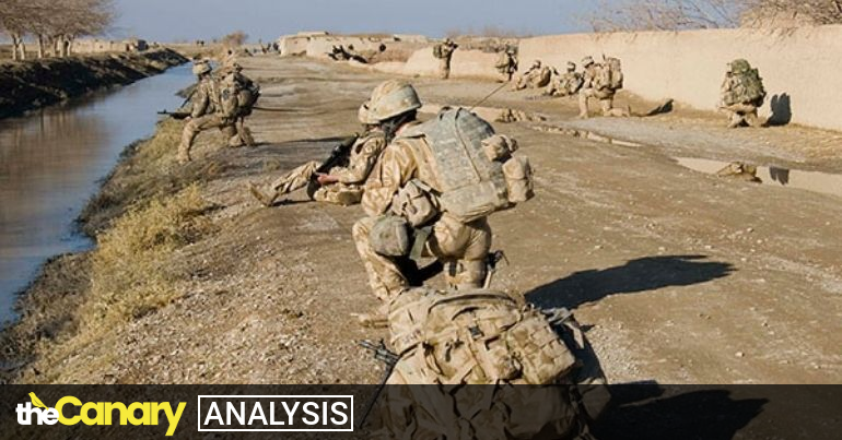 You are currently viewing Boris Johnson says no to inquiry into disastrous 20-year Afghanistan war