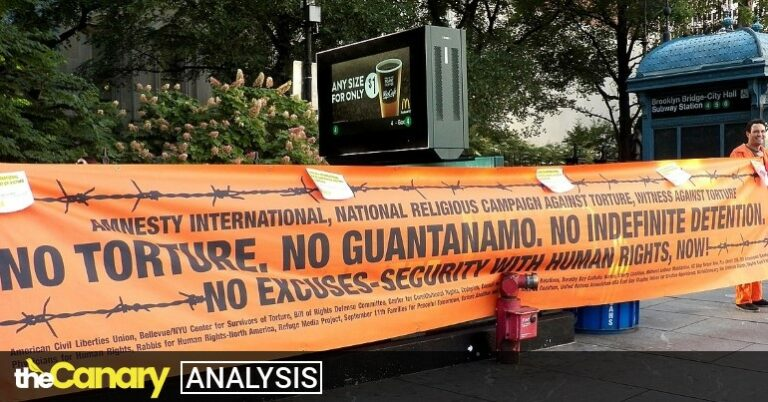 Read more about the article Biden's first Guantanamo transfer is too little, too late. We need to shut it down!