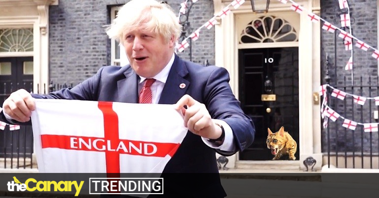 Read more about the article Boris Johnson's England video will scar you for life